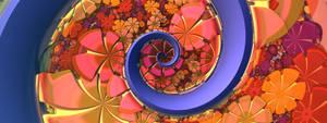 Mandelbulb 3D Flowers by nic022