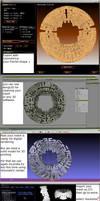 Incendia Ex Fractal 3D Print Workflow by nic022