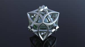 Metal FRACTAL 3D Printing by nic022