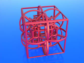 Quadrature Complexe FRACTAL 3D by nic022
