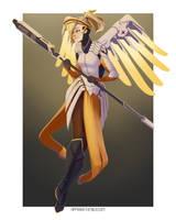 Guardian Angel by Nippaaah