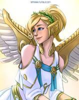 Goddess by Nippaaah