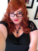 Dungeon Master Selfie 6 by CandyKappa