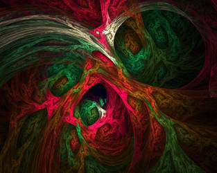 Tearing by EasyNow-Fractals