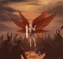 CHoW 246 - Archangel by Khalo