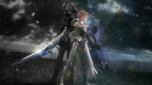 FFXIII-2 Hikari by EndlessSkyy