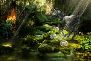 Manip | Kahili's Forest by infinescence