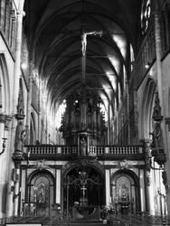 greyscale church by ERNIE99UK