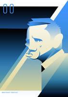 Daniel Craig as James Bond by mariapicasso
