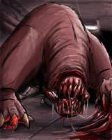 Tribute to Doom 3 by tyrantwache