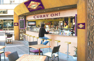 Patak Kiosk by kiwikruemel