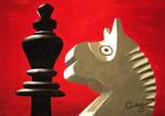 Chess by kiwikruemel