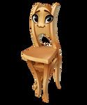Chair by Leda456