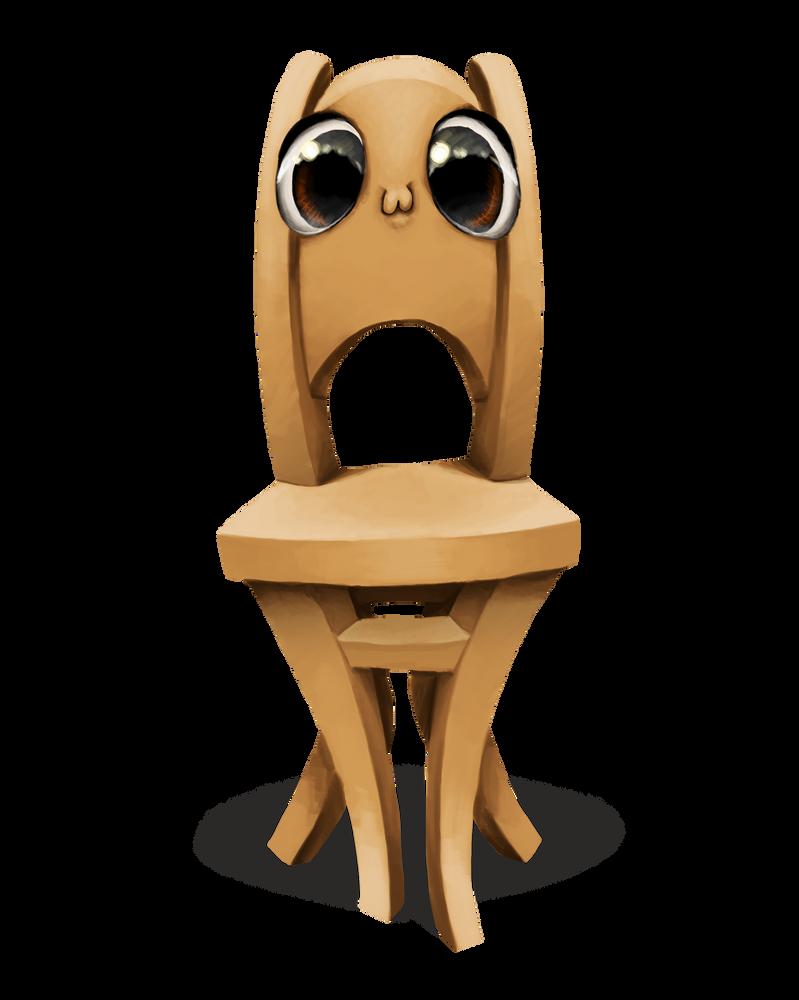 Cutest chair by Leda456