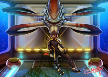 The reaper killer by Leda456
