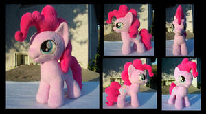 Pinkie Filly by fireflytwinkletoes