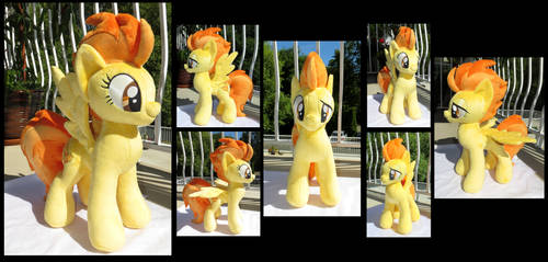 Spitfire - Judging you. by fireflytwinkletoes