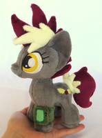 Collateral Damage Mini by fireflytwinkletoes