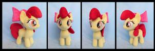 Applebloom by fireflytwinkletoes