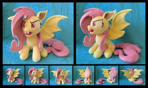 Flutterbat by fireflytwinkletoes