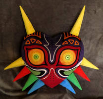 Majora's Mask by fireflytwinkletoes