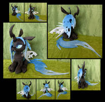 Queen Chalybeous by fireflytwinkletoes
