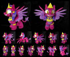 MLP Sphinx by fireflytwinkletoes