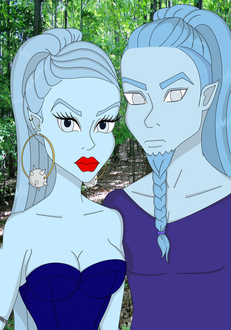 Twice the Frost by Trouble-star