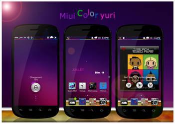 Miui Color by yuyudroid