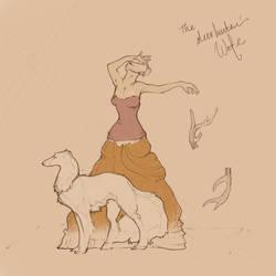 The Deerhunter's Wife by Neverfly