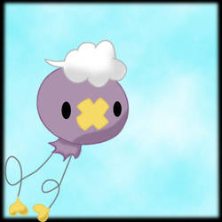 -Drifloon- by onicookie