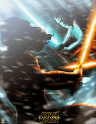 The Duel by AlexKnight