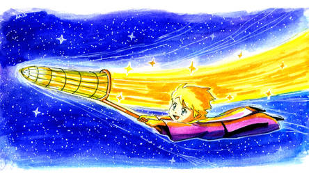 The Little Prince by AlexKnight