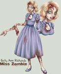 Miss Zombie BTOR by Odyrah