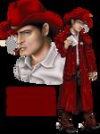Texas Ranger Lonestar - Murder Mystery Rd 1 by Odyrah