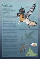 Naecoche Species Reference by Odyrah