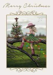 Holiday Card Project 2014 by Odyrah
