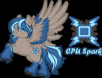CPU Spark by Odyrah