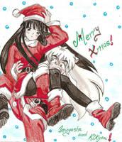 Navidad by MikoKikyou105