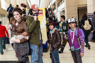 We Are The Walking Dead by VengefulxRaven