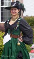 The gypsy wench by ladylucrezia
