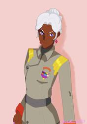 VLD: Officer Allura by bipura