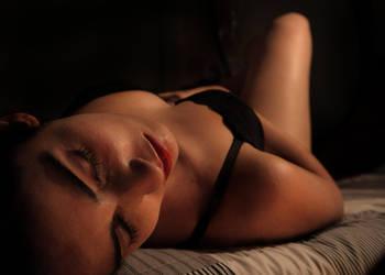 Boudoir sleep by 61x