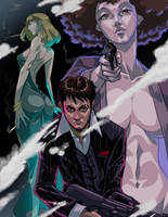 ScarFace AnimeStyle by Kokoricosas
