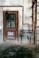 Door Locked From Inside by angeloks
