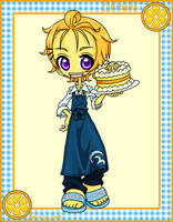 Harvest Moon ToT: Cream Cake by CitrusPulp