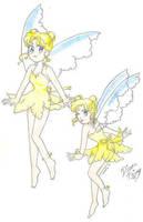 Diana Fairy by sailorharmony2000