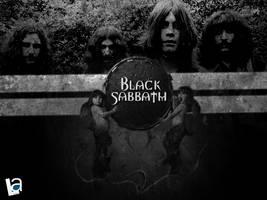 Black Sabbath by LucasArgenta