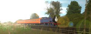 Meet Thomas by TheDirtyTrain1