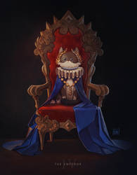 - The Emperor - by Koni-art
